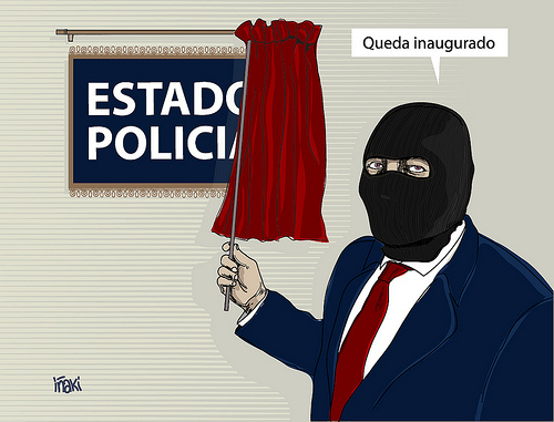 estado policial 1