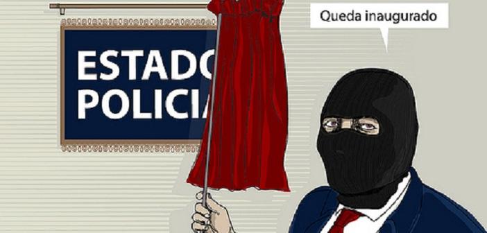 estado policial 1A