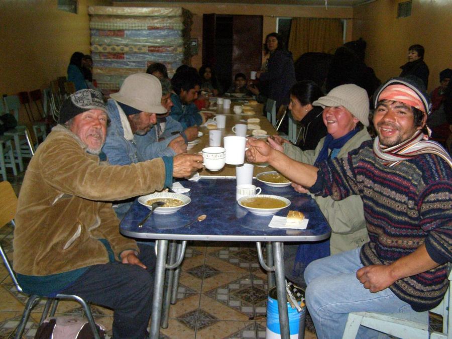 pobreza chile 11