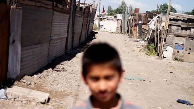 pobreza chile 99