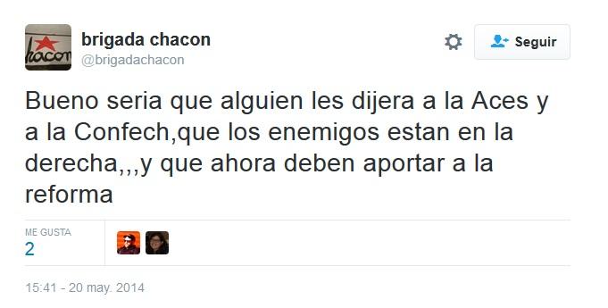 chacon 12