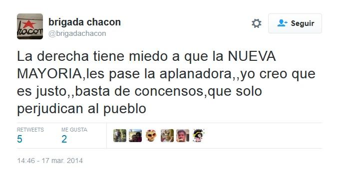 chacon 15