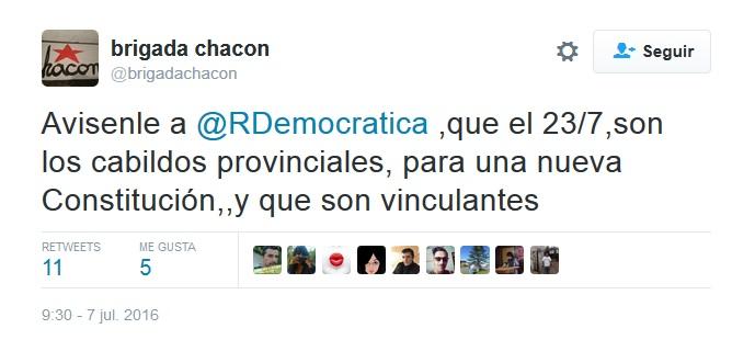 chacon 16