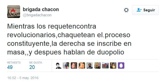 chacon 9
