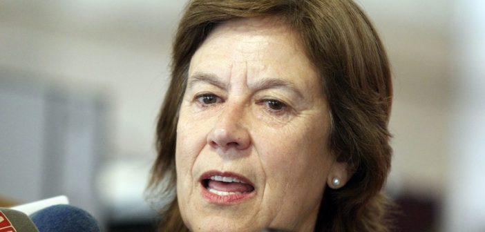 Militantes de la DC solicitaron la expulsión de Mariana Aylwin por ser demasiado facha
