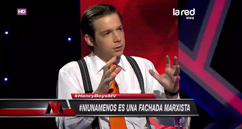 henry boys marxismo