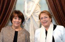 NOMBRAMIENTO DE NUEVO MINISTRO DE LA SECRETARIA GENERAL DE GOBIERNO EN CHILE
