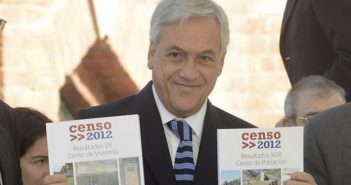 piñera censo