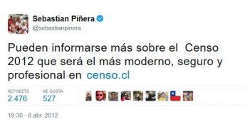 piñera censo 5