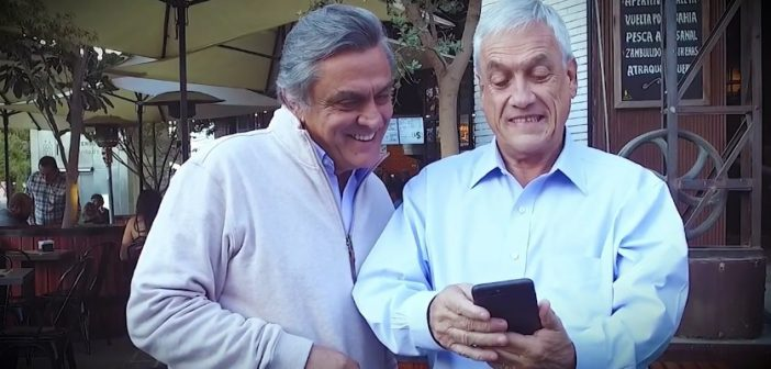 piñera video 1q