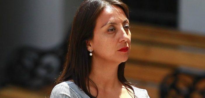 Ministra Cecilia Perez