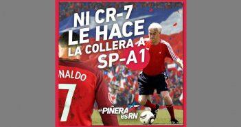 piñera ronaldo