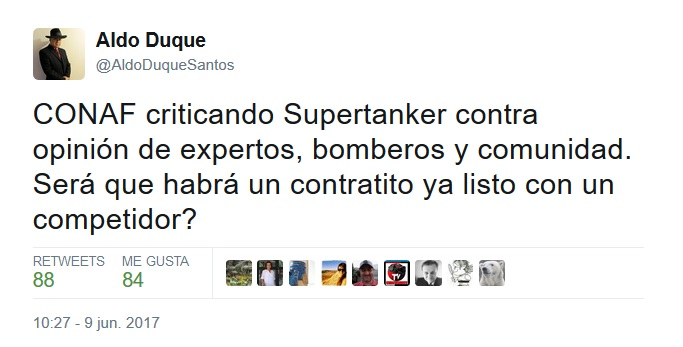 supertanker retraso 5