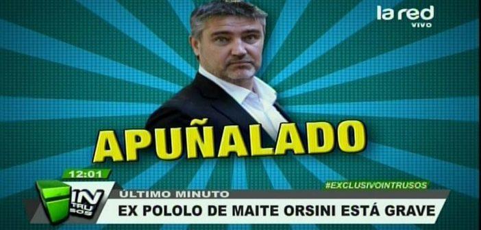 """¿Ajuste de cuentas entre delincuentes o show para ganar votos? Fulvio Rossi fue """"tajeado"""" en un confuso incidente"""