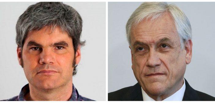 """Guarello hizo mierda a Piñera por el tongo de querer organizar el Mundial del 2030: """"Paremos el webeo, esto es una cortina de humo para los problemas que está sufriendo el país"""""""