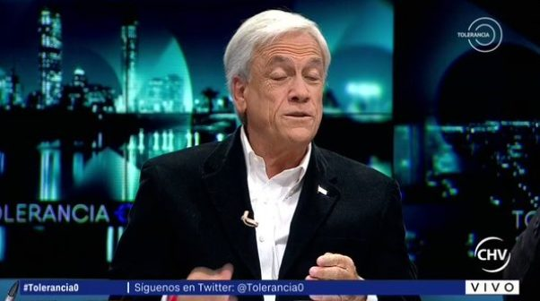 piñera tolerancia 1