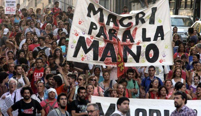 argentina protesta 1