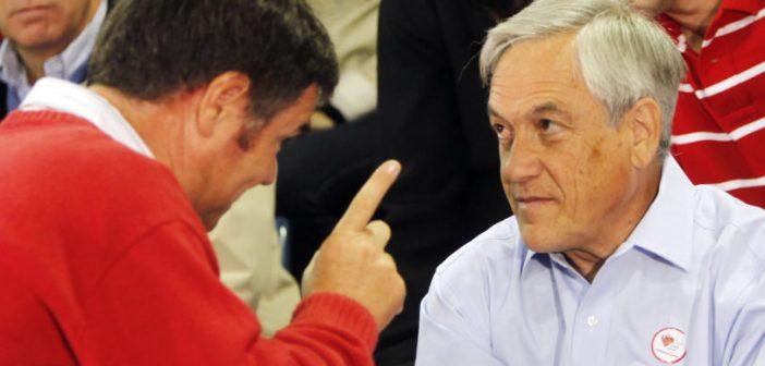 """Ossandón sigue destruyendo la campaña de Piñera desde adentro: """"Es mentira que si gana Guillier seremos como Venezuela"""""""
