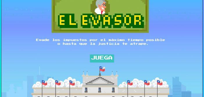 Crean juego para ayudar a Piñera a evadir impuestos y es tan maravilloso como imaginan
