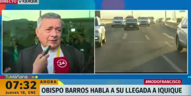 Hacen pebre a Claudio Fariña por vergonzosa entrevista al pedófilo Obispo Juan Barros
