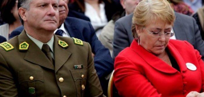 Bachelet Montaje Operacion Huracan