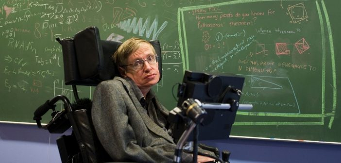 Stephen Hawking 5