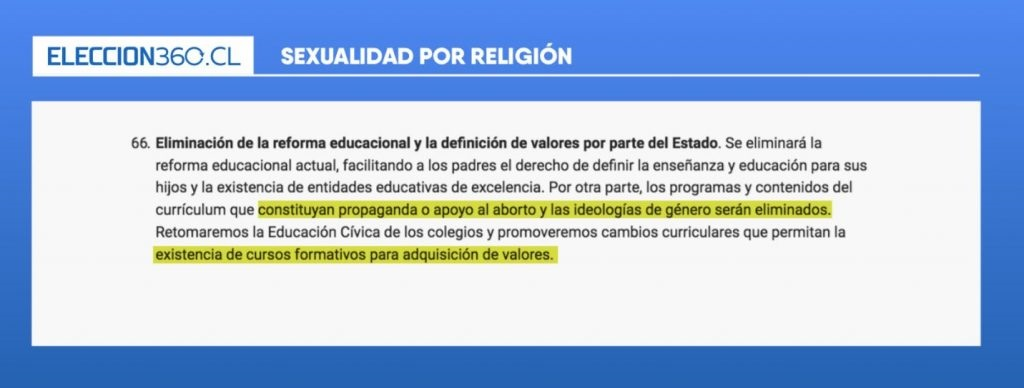 educacion sexual kast 1