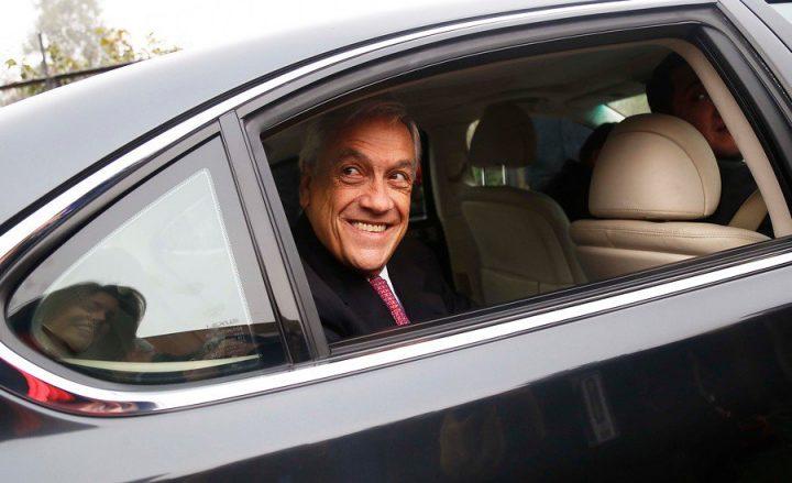 Gobierno Compr Un Auto Lexus De 70 Millones Pesos Para Piera Cuando Fueron Pillados Anularon La Compra