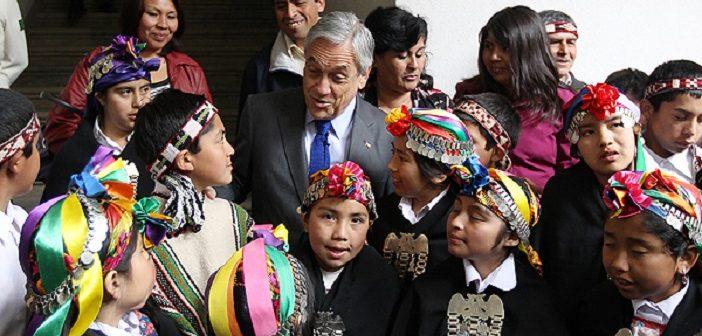 piñera mapuches 2