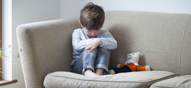 niños estresados 2