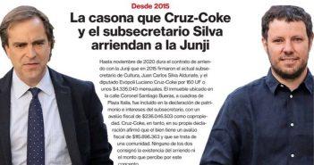 cruz coke casona