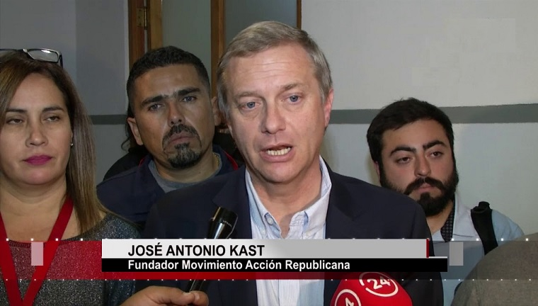 kast fascista accion republicana