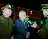 Se confirmó el tongo de la redada masiva de Piñera: Inflaron cifras de arrestos, se perdieron 3 mil detenidos y sólo 361 pasó a tribunales