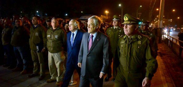 """Milton Juica destrozó las inútiles redadas policiales masivas de Piñera: """"El fin que cumplen es infundir temor para que la gente no salga a la calle"""""""