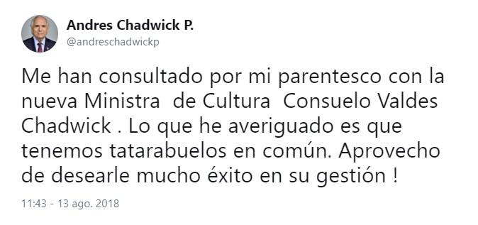 chadwick nepotismo 3