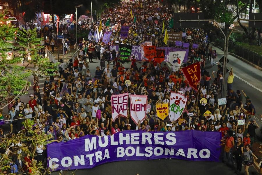 bolsonaro marcha mujeres 5