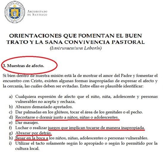 iglesia chilena red de pedofilia 1