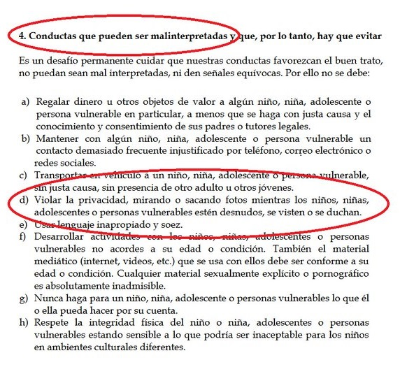 iglesia chilena red de pedofilia 2