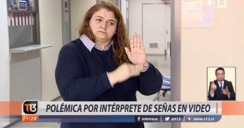 lenguaje señas