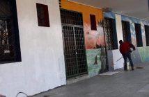 mural ñuble piñera ctm