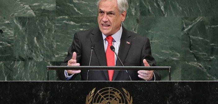 piñera naciones unidas onu 3