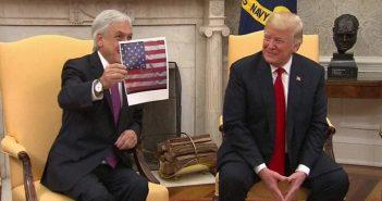 piñera trump bandera 10