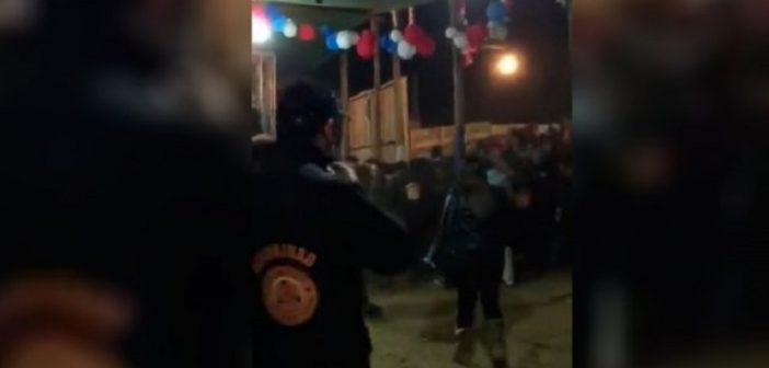 Cuicos borrachos provocaron una estampida humana en ramada de Pichilemu, 8 personas resultaron heridas y una se encuentra en riesgo vital
