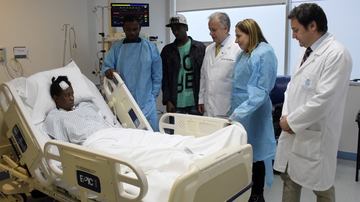 trasplante haitiana