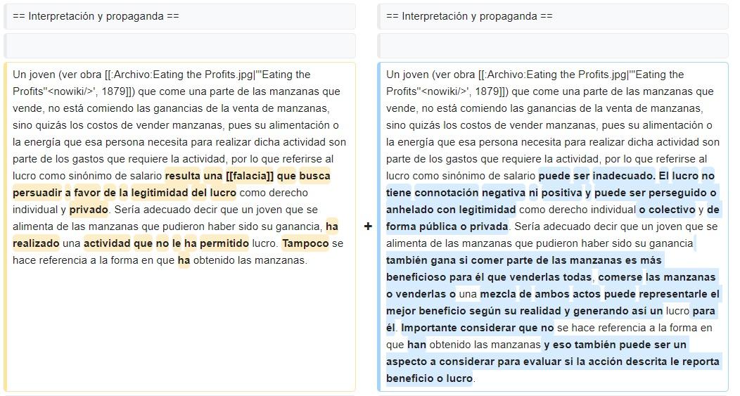 wikipedia lucro 2