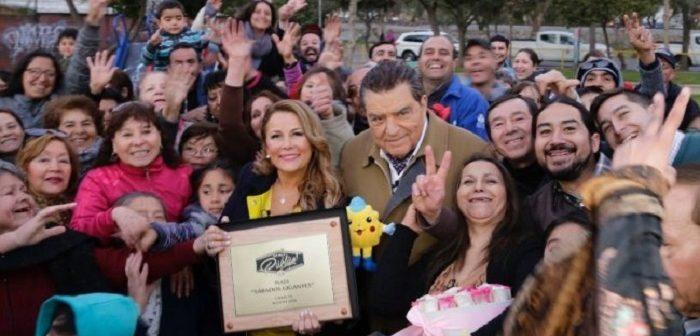 Cathy Barriga suma y sigue: Ahora nombró una plaza en honor al abusador de mujeres Don Francisco