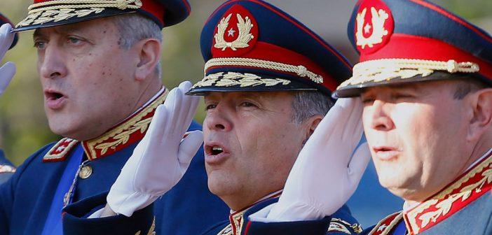 Destapan nuevo fraude en el Ejército: 348 generales, 892 coroneles y más de 300 suboficiales viajaban junto a sus familias por todo el mundo con dineros públicos
