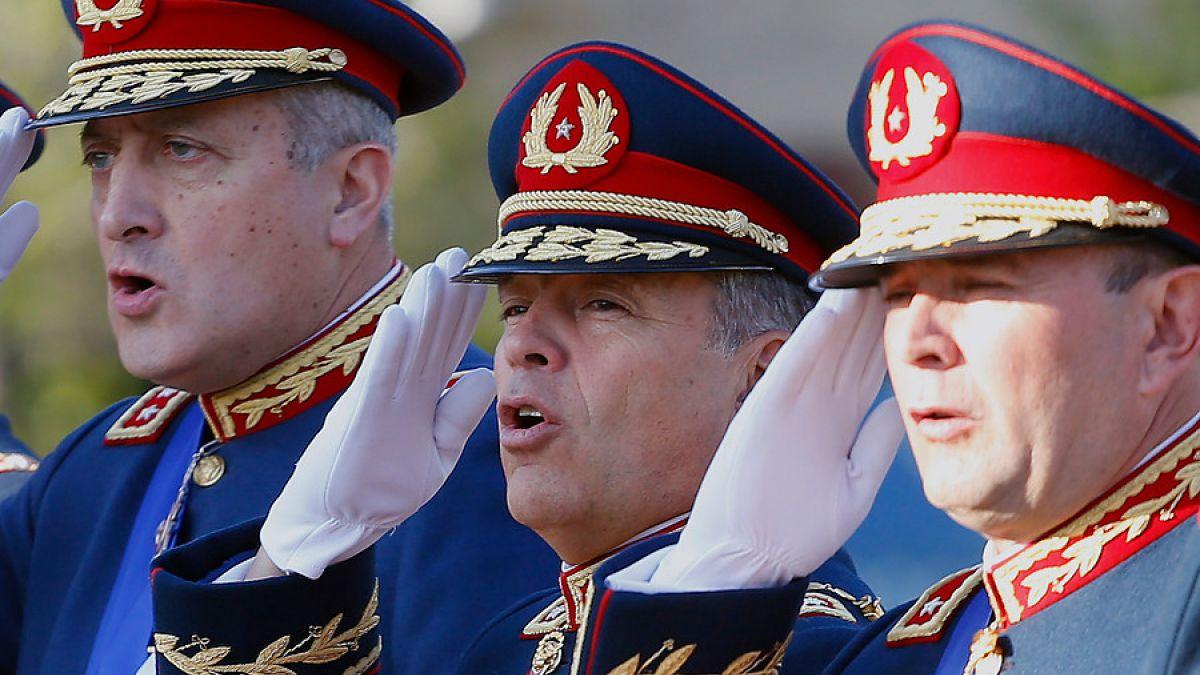 militares ladrones ejercito chile