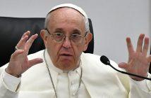 papa francisco diablo