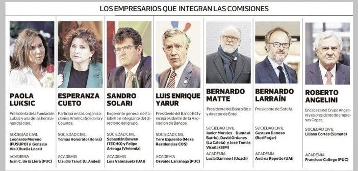 """El chiste se cuenta solo: Team de multimillonarios creado para """"vencer la pobreza"""" son los mayores evasores de impuestos en Chile"""